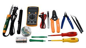 ابزار آلات و تجهیزات الکترونیکی